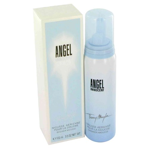 Angel Innocent By Thierry Mugler For Women Shower Mousse 3.5 Oz by ANGEL INNOCENT