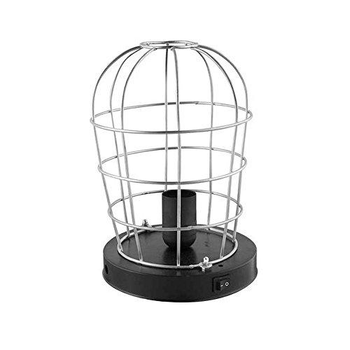 Estufa Jaula para Lámpara de Infrarrojos - Cable de 1,5m - Compatible para Mesa Camilla