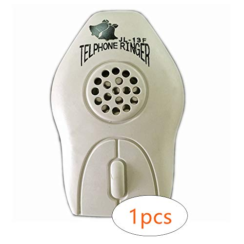 ODDIER Loud Sound RJ11 Telephone Ring Ringer Amplifier