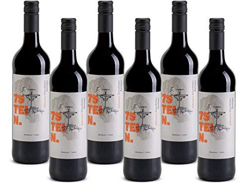 Siebenstein Dornfelder Barrique Rheinhessen Qualitätswein trocken (6 x 0.75 l)
