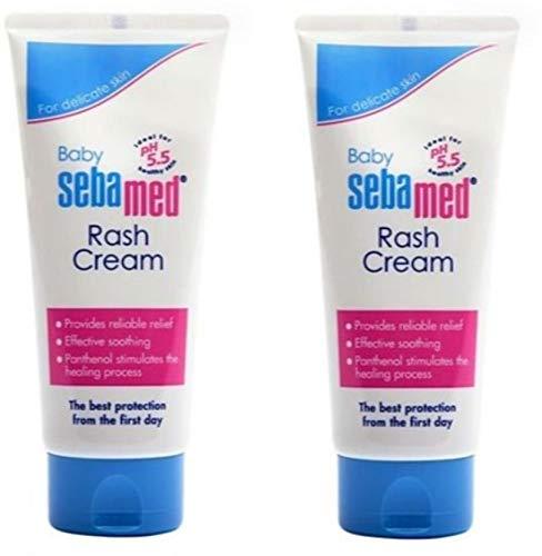 Sebamed Baby Diaper Rash Cream 100 ml - Pack of 2Pcs