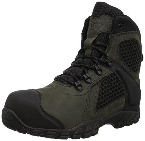 Bates Men's Shock FX Military and Tactical Boot, Dark Cloud, 9.5 M US