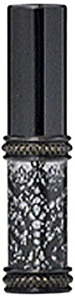 ユダヤ人再び出くわすヒロセアトマイザー メタルラメレース 16128 BK (メタルラメレース ブラック)