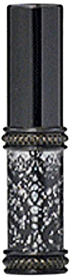 立方体嘆くミュウミュウヒロセアトマイザー メタルラメレース 16128 BK (メタルラメレース ブラック)