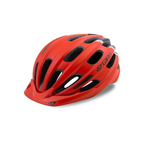 Giro Hale MIPS Youth Visor Bike Cycling Helmet - Universal Youth (50-57 cm), Matte Bright Red (2021)