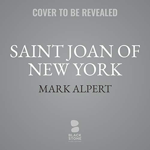 Saint Joan of New York  By  cover art