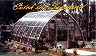 gothic arch hoop house