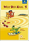 Welt der Zahl - Kopiervorlagen 1 mit CD-ROM. Ausgabe 2009, geeignet für alle Bundesländer