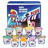 沖縄のアイス ブルーシール 詰合せ 12個セット
