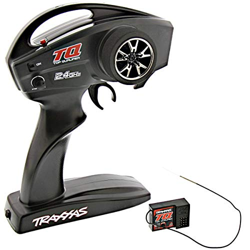 Traxxas 1/16 Mini Slash 4x4 TQ 2.4GHz TRANSMITTER & RECEIVER Radio...