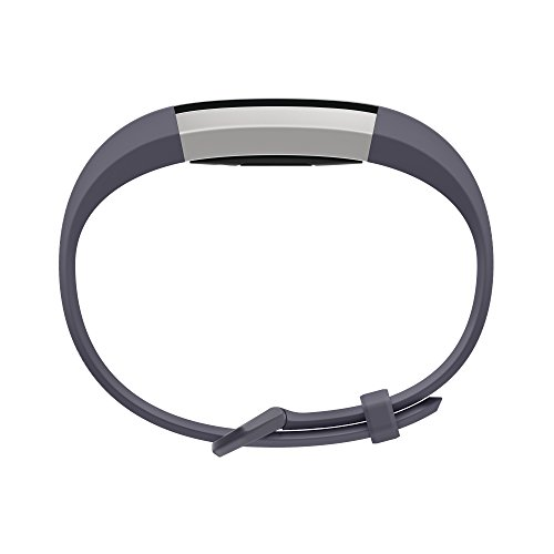 Fitbit Alta HR, Blue/Gray, Large (US Version)