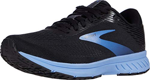 Brooks Transmit 2 Black/Ebony/Cornflower 5 B (M)