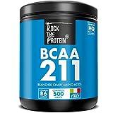 rtp® ● bcaa 2:1:1 + vit b6 ● 500 compresse da 1000mg ● integratore alimentare a base di aminoacidi ramificati 211 intra pre e post workout per massimizzare il recupero muscolare