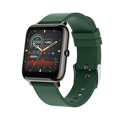 Leeofty Rowatch 1 Pulsera Inteligente Reloj Deportivo Pantalla IPS de 1.4 Pulgadas BT4.0 Rastreador de Ejercicios IP67 Impermeable Sueño / Frecuencia cardíaca / Monitor de presión Arterial Podómetro