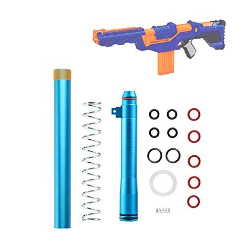 WORKER Short Darts Stefan Metal Tube for Nerf N-Strike Elite Delta Trooper