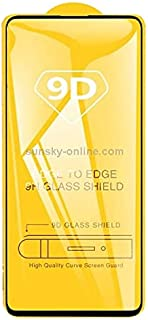 High Quality 9D Glass Shield Screen Protector For Samsung Galaxy A51 5G 6.5 inch Black