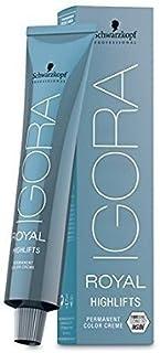 Schwarzkopf Igora Royal Permanent Hair Color Highlifts 10-0 Ultra Blonde Natural