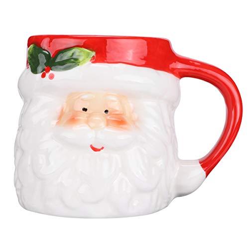 Tazas Para Navidad Papa Noel Marca Amosfun