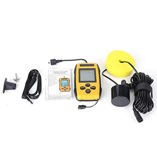 VGEBY1 Pescadores Tackle Sonar Sensor Transductor Lectura de Contorno Buscador de Peces Sonda de Eco Buscadores de Peces portátiles para Barcos