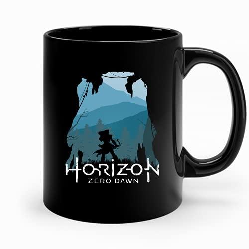 Horizon Zero Dawn 77 Mug For Boys Women Vintage Classic Oz Trending Unisex Mug Coffee 7006