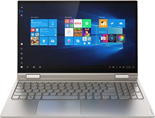 Lenovo Yoga C740-15.6インチ FHD Touch - 10th gen i7-10510U - 12GB - 512GB SSD - マイカ