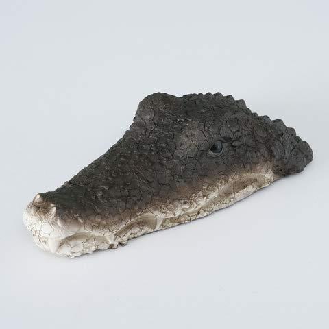Tamia-Living Schwimmtier Krokodil Kunststoff Kunststoff Plastik
