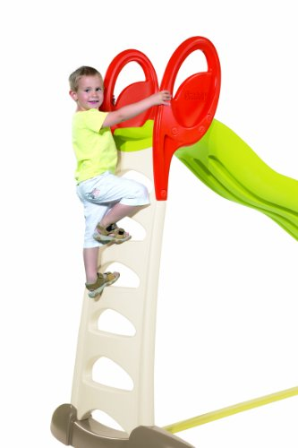Smoby 310260 - 2-in-1 Wellenrutsche Super Megagliss Spielzeug - 5