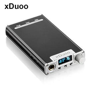 Questo XD-05 è una nuova generazione di amplificatore audio DAC e cuffie completamente funzionale HI-END, che integra porta USB ad alte prestazioni, decoding audio coassiale e amplificatore per cuffie. XD-05 è dotato di display OLED che supporta la v...