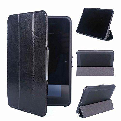 Meijunter Black Halter Leder Protector Pouch Fall Decken Tablette-Kasten Cover Case Für 7