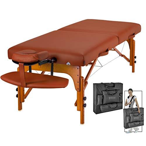 Top 10 Best memory foam massage table Reviews