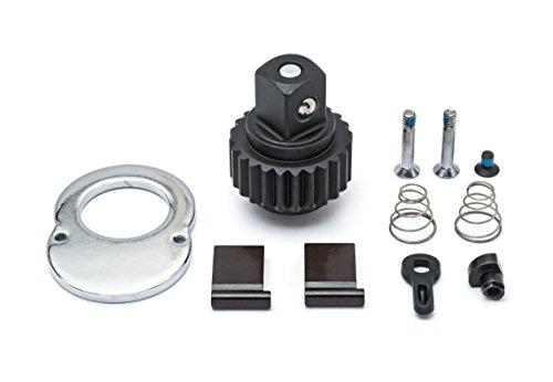 GearWrench 814993/10,2cm Drive 24Zahn non-quick Release Ratsche Reparatursatz, schwarz