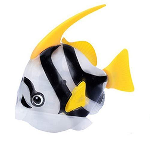 Schwimmen Roboter Fisch im Wasser aktiviert magische elektronische Bad Spielzeug Bildung lustige Gadgets interessantes Spielzeug Geschenk