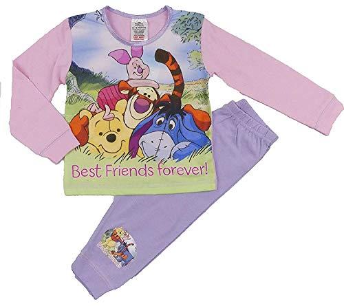 Disney Princesas Sirenita Campanilla Pijama 18 Meses