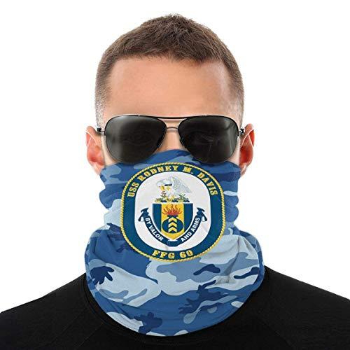 Rodney M.Davis FFG 60 Outdoor Neck Headwear Face Gaiter Bandana Variety Schal Maske Winddicht Staub Kopftücher
