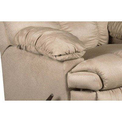 Simmons Upholstery 505-MASSAGE RECLINER - F Kingston Massage Recliner Fabric: Fawn