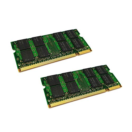 dekoelektropunktde 4GB Kit Dual Channel (2X 2GB) Ram Memoria