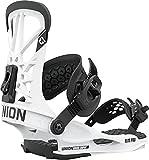 Union Flite Pro Mens Snowboard Bindings Sz M (8-10) White
