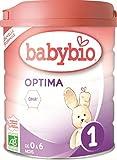 Leche inicial para bebés de 0 a 6 meses Bio 800 g Baby