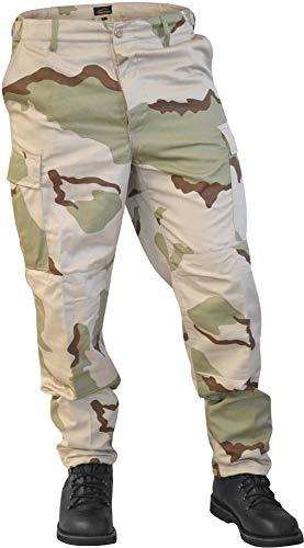 normani US Ranger Hose/Freizeithose/BDU Farbe 3 Color Desert Größe M
