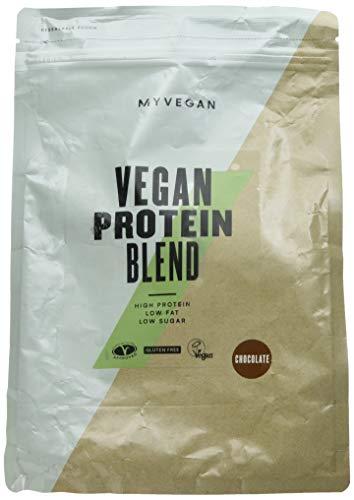 MY PROTEIN Vegan Blend Smooth Protein Supplement, 1 kg