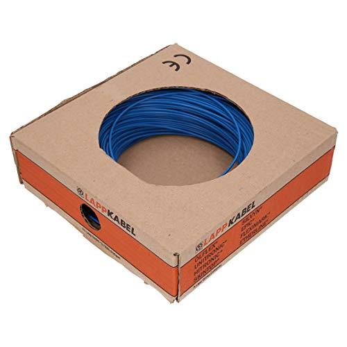Lapp Kabel Litze H07V-K 1,5mm² dunkelblau 100M 4520141