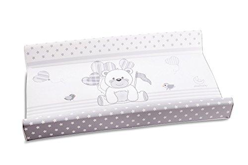 Italbaby 050.6010-18 Kuko Fasciatoio PVC 2 Lati, 50 x 80 cm