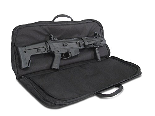 American Mountain Supply SBR and AR Pistol Case (Black, 20 Inches)