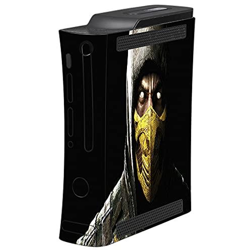 VINILOL Vinilo Mortal Kombat v2 para Xbox 360 pegatina cubierta skin para consola