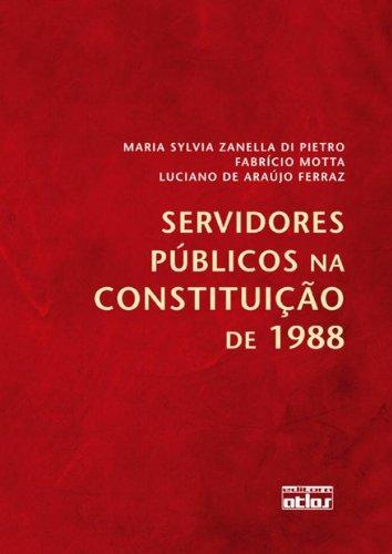 Servidores Publicos Da Constituicao De 1988