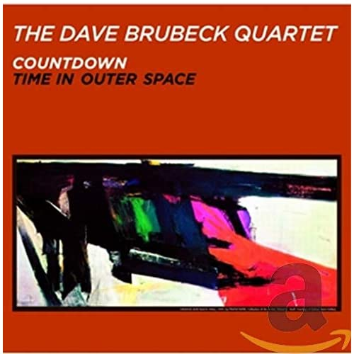Countdown - Time In Outer Space