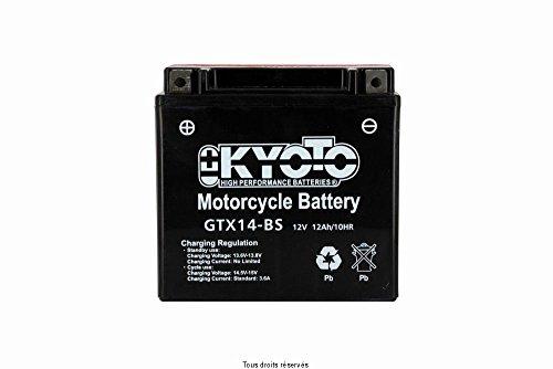 BATTERIA KYOTO HARLEY DAVIDSON XL 883 R 2010-2010 (YTX14-BS)