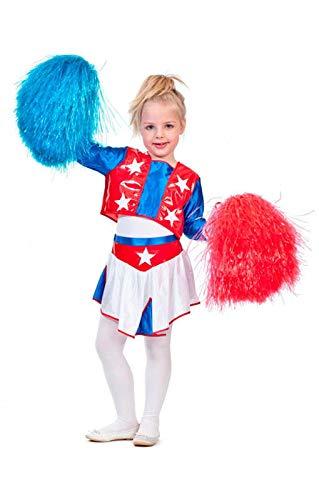 Costume Cheerleader enfant S / 116