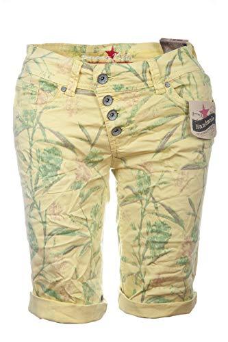 Buena Vista Damen Shorts Malibu gelb (31) S