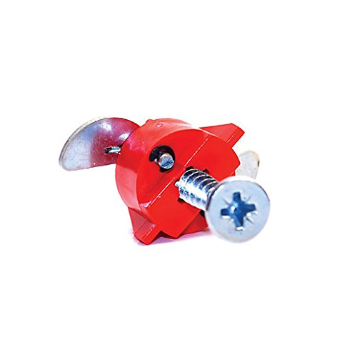 Gripit - Red/18mm - Pack of 8